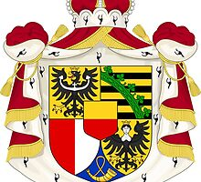 Coat of Arms of Liechtenstein by abbeyz71