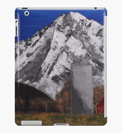 Pioneer Peak iPad Case/Skin