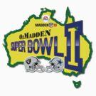 OzMadden Super Bowl Tee by BDawg