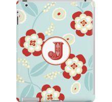 Fancy J iPad Case/Skin