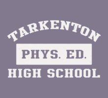 Tarkenton High School Phys. Ed. Kids Clothes