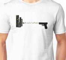 The End of Civilization Unisex T-Shirt