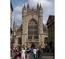 Bath Abbey, England Photographic Print