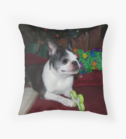 Just What I Wanted Throw Pillow