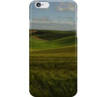Shadows On The Downs iPhone Case/Skin