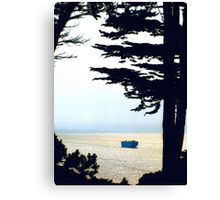 A View in San Francisco Bay Area Canvas Print