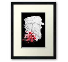 House Snark: Your Favorite Characters Die Framed Print