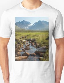 an exciting Norway landscape T-Shirt