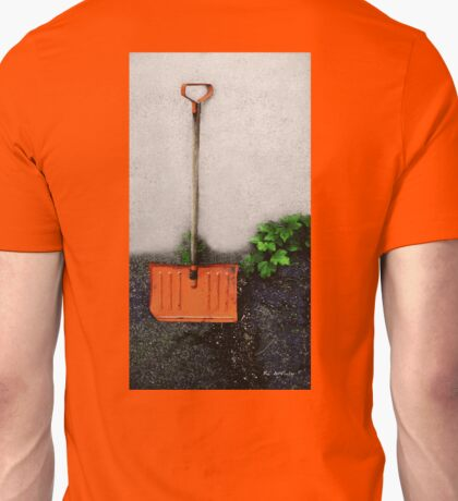 The Old Orange Shovel Unisex T-Shirt