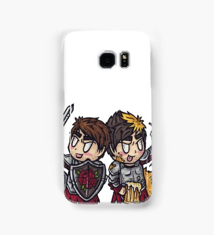 The Reckless and The Brave Samsung Galaxy Case/Skin