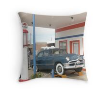 1950 Ford Deluxe 'Tudor'. Throw Pillow