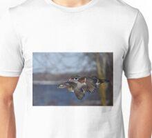 Together Forever - Wood Ducks Unisex T-Shirt