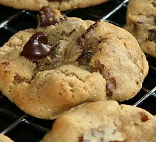 Chocolate Chip Cookie by Marija
