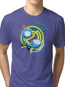 Real Marill T-Shirts! Tri-blend T-Shirt