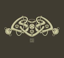 Celtic Triple Heart by Rustyoldtown
