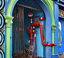 Chinatown Utilities by pat gamwell