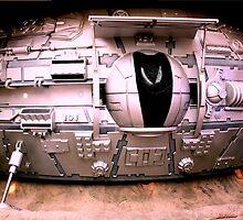 Alien Lander by Charles Buchanan