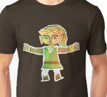 Link Pinned up Unisex T-Shirt