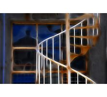 Staircase Photographic Print