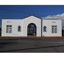 Building, Davis Islands, Tampa, Florida Photographic Print