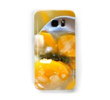 Vegetable soup Samsung Galaxy Case/Skin