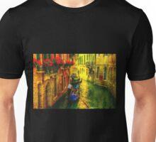 Italian Red Unisex T-Shirt