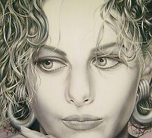 Warren Haney, 'Diane' 125 cm x 90 cm    Acrylic on Stretched Canvas by Warren Haney