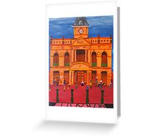 Warwick Town Hall Greeting Card