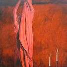 Warren Haney, 'There is Love' 135 cm x 200 cm    Acrylic on Stretched Canvas by Warren Haney