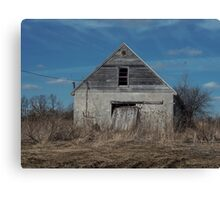 Ypsilanti, Michigan Barn Canvas Print