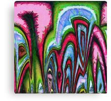 wonderland 4 Canvas Print