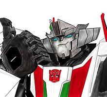 Transformers Wheeljack  by KatStar99