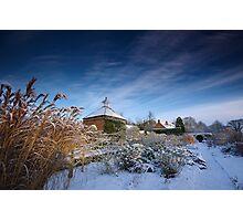 The Winter Garden Photographic Print