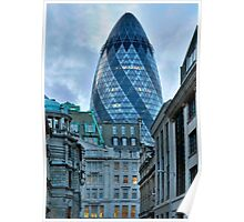 The Gherkin Poster