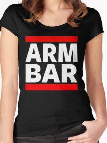 Jiu Jitsu - Arm Bar Women's Fitted Scoop T-Shirt