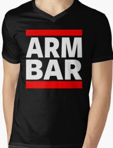 Jiu Jitsu - Arm Bar Mens V-Neck T-Shirt