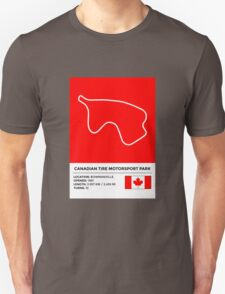 Mosport Park - v2 Unisex T-Shirt