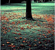 Night Tree by Riko2us