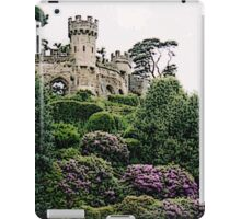 Blooming Fortress iPad Case/Skin