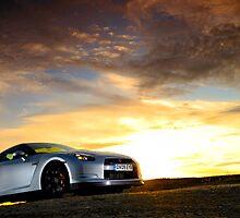 Nissan GTR .... by M-Pics