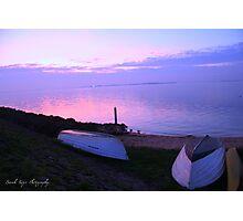 Island of Marken, Netherlands Photographic Print