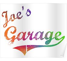 Joe's Garage - Frank Zappa Poster