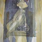 The woman in the window by Catrin Stahl-Szarka