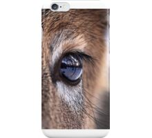 Now thats an eyefull! - White-tailed Deer iPhone Case/Skin