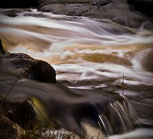 Flowing Again by Jane Keats