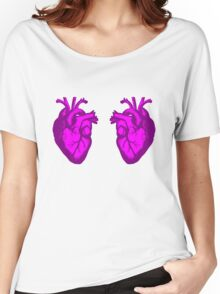 I <3 <3 The Doctor Women's Relaxed Fit T-Shirt