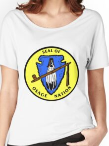 Seal of the Osage Nation Women's Relaxed Fit T-Shirt