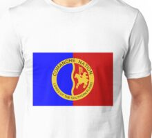 The Comanche Nation - Flag Unisex T-Shirt