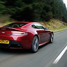 The Aston Martin V12 Vantage .... by M-Pics
