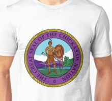 Great Seal of the Chickasaw Nation Unisex T-Shirt